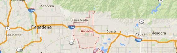 Big Rig Accident in Arcadia CA