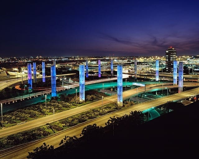 Pedestrian Accidents at LAX Airport