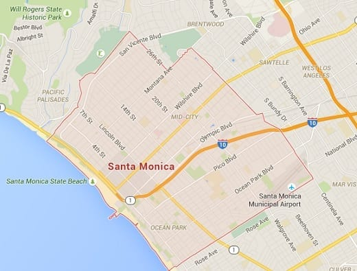 , Santa Monica Car Accident and Personal Injury Lawyer, The Law Offices of Steers & Associates