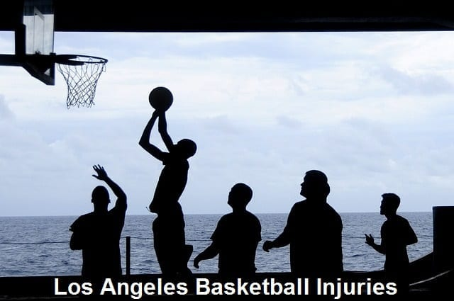Basketball Injury Lawyer in Los Angeles CA