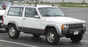 Cherokee SUV