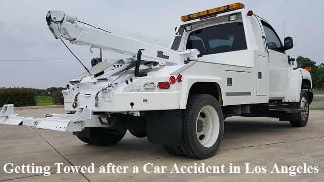 What Los Angeles Tow Truck Drivers Should Know After Being Injured in an Accident