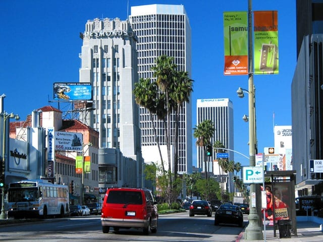 Wilshire Blvd Accidents - Los Angeles Injury Lawyer - The