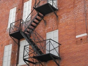 fire-escape