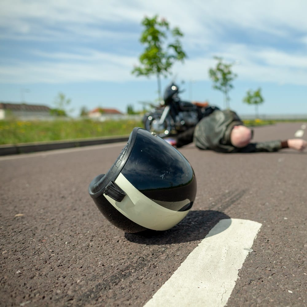 Motorcycle Accidents and Road Rash