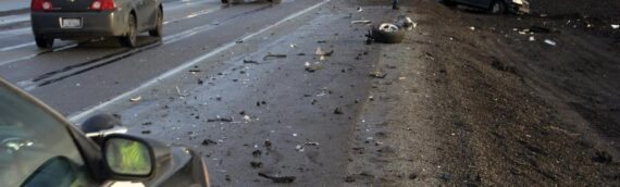 Accidents Caused by Debris on Road in LA