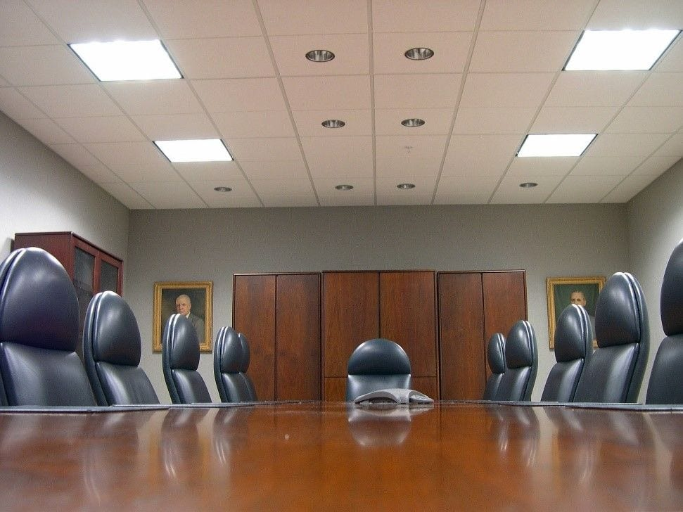 Room for meeting a personal injury attorney